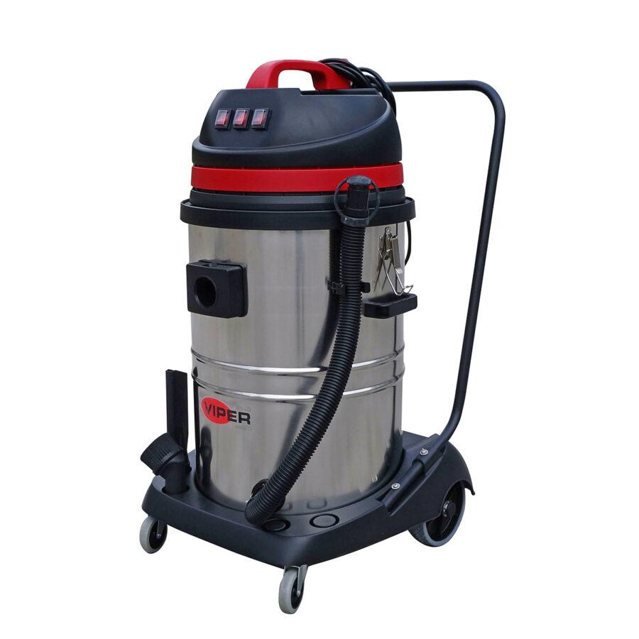 Aspiradora Profesional de Agua y Polvo Viper LSU375