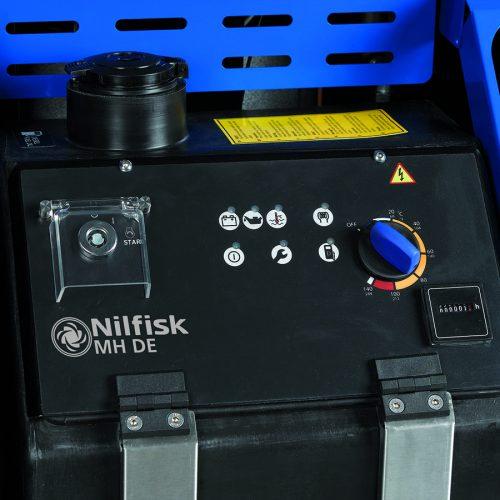 Hidrolimpiadora Autónoma Nilfisk MH7P DE