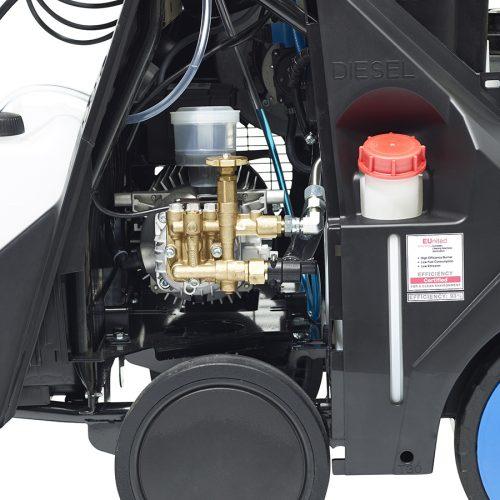 Hidrolimpiadora de Agua Caliente Nilfisk MH3C