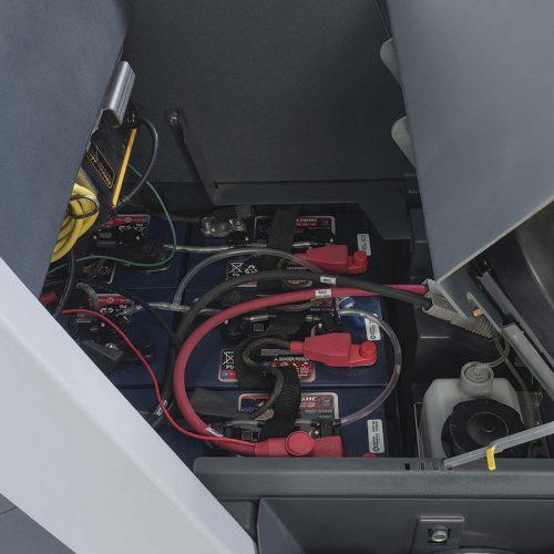 Fregadora Nilfisk SC6000