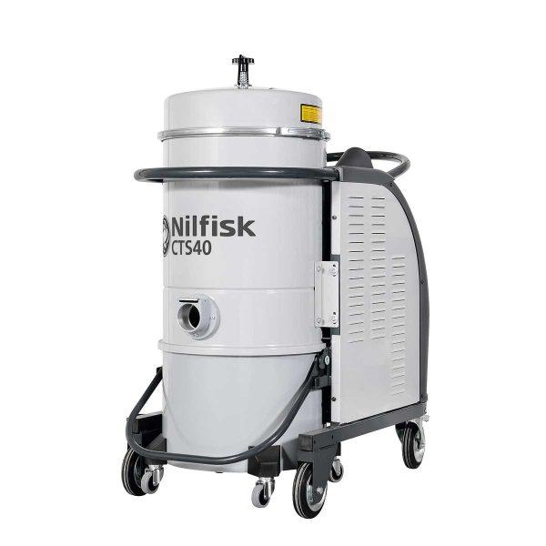 Aspirador Trifásico a Prueba de Explosiones Nilfisk CTS40 ATEX