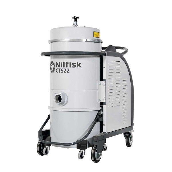 Aspirador Trifásico a Prueba de Explosiones Nilfisk CTS22 ATEX