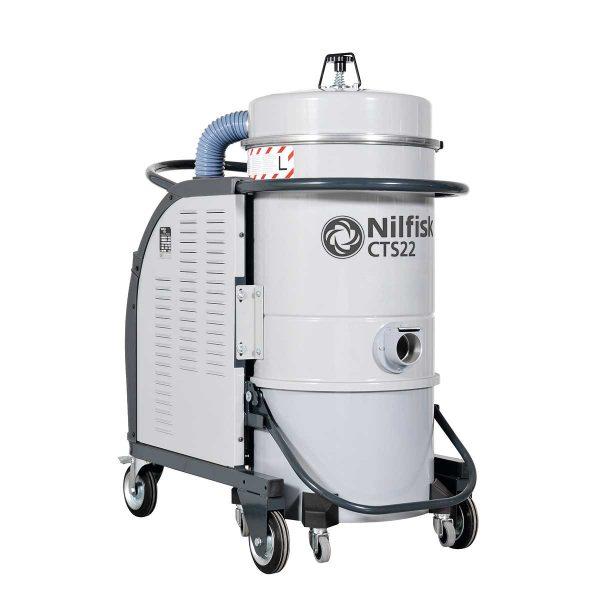 Aspirador Para Polvo Peligroso Nilfisk CTS22