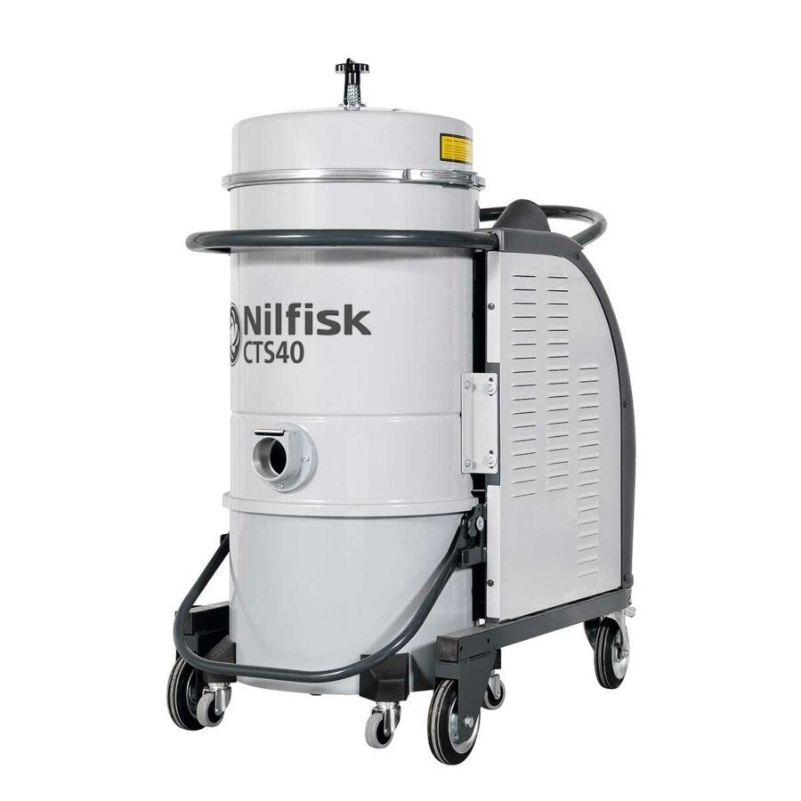Aspirador Para Polvo Peligroso Nilfisk CTS40