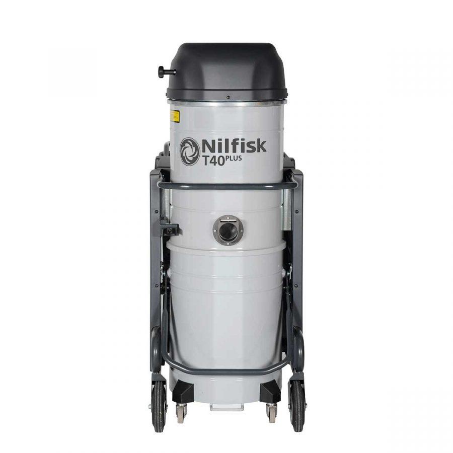 Aspirador para Polvo Peligroso Nilfisk T40 Plus