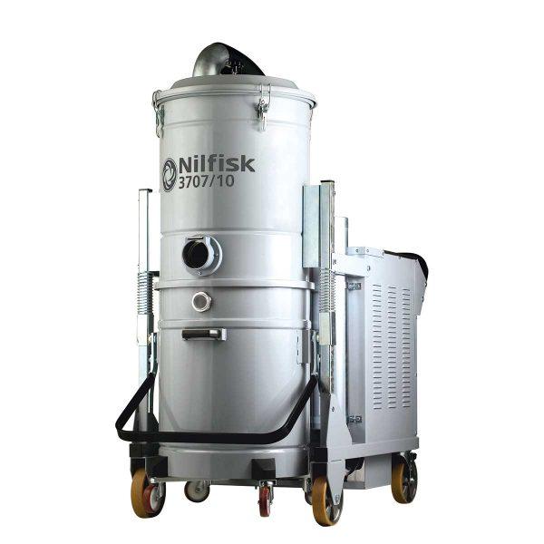 Aspirador Trifásico a Prueba de Explosiones Nilfisk 3707/10 ATEX