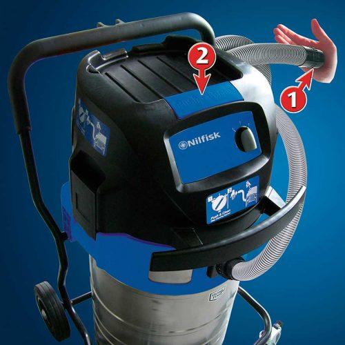 Aspirador de Higiene y Seguridad Nilfisk Attix 965-0H