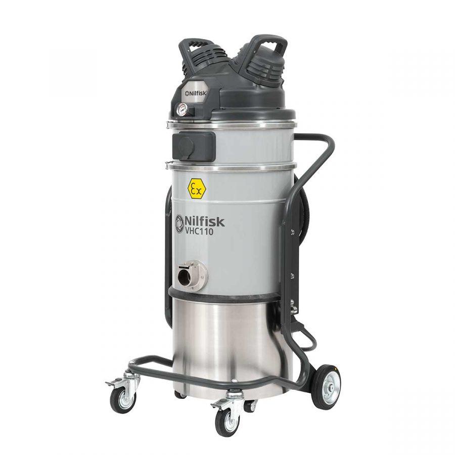 Aspirador de Aire Comprimido Nilfisk VHC110 ATEX