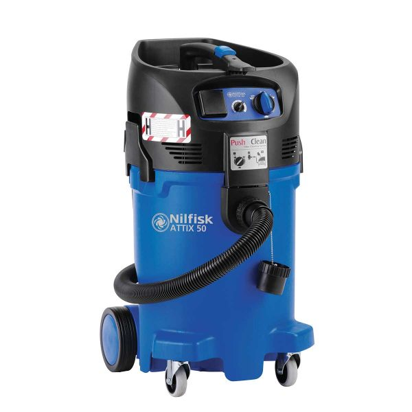 Aspirador de Higiene y Seguridad Nilfisk Attix 50-0H