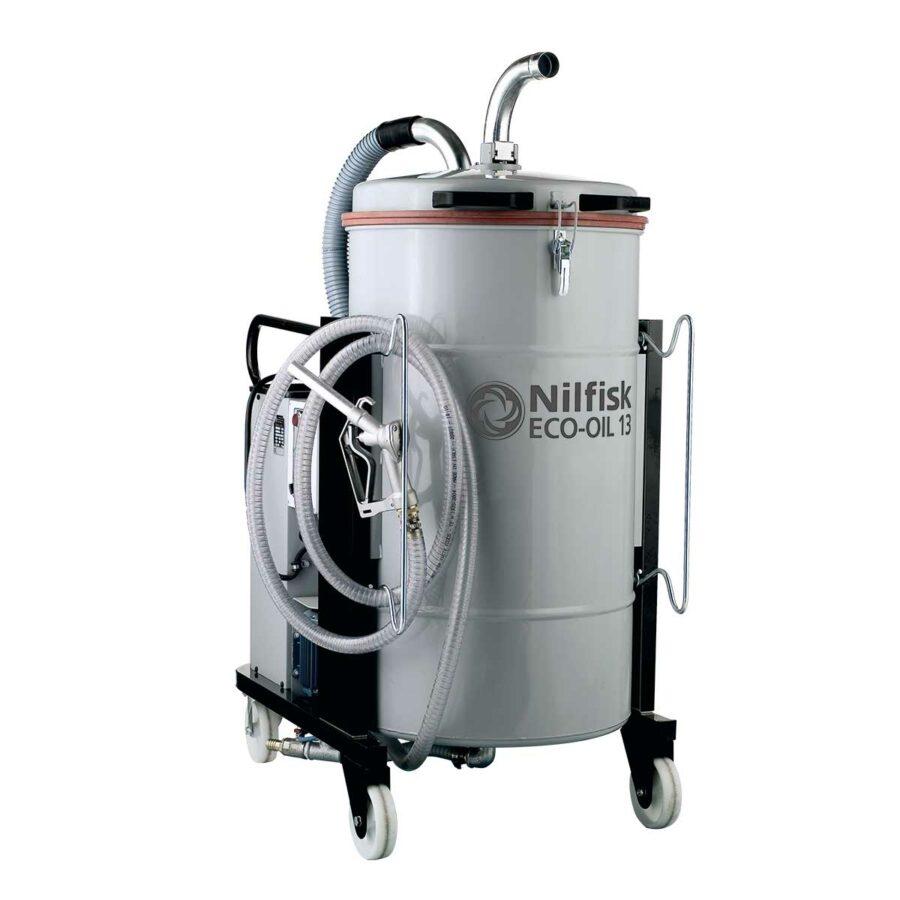 Aspirador Para Aceite y Virutas Nilfisk ECO OIL 13