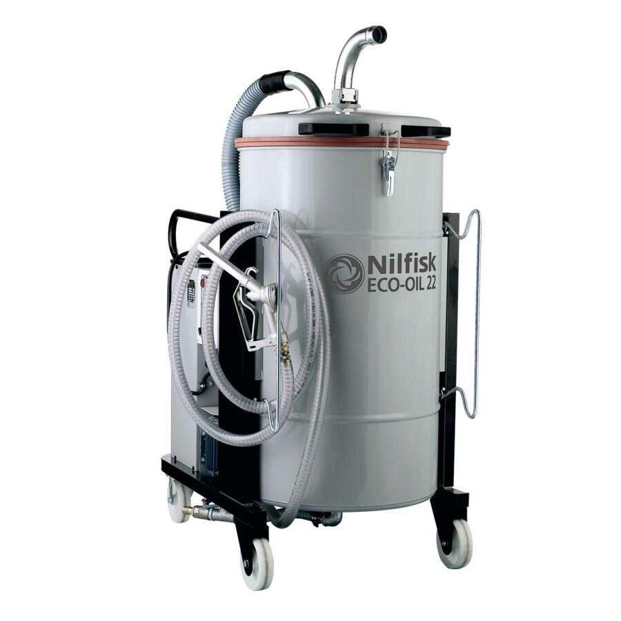 Aspirador Para Aceite y Virutas Nilfisk ECO OIL 22