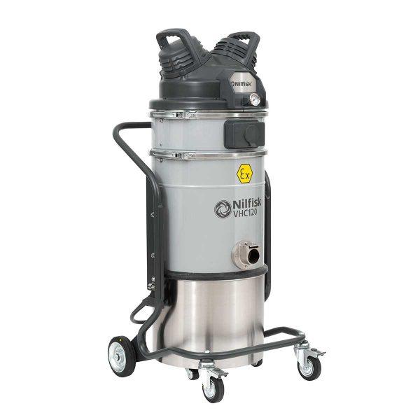 Aspirador de Aire Comprimido Nilfisk VHC120 ATEX