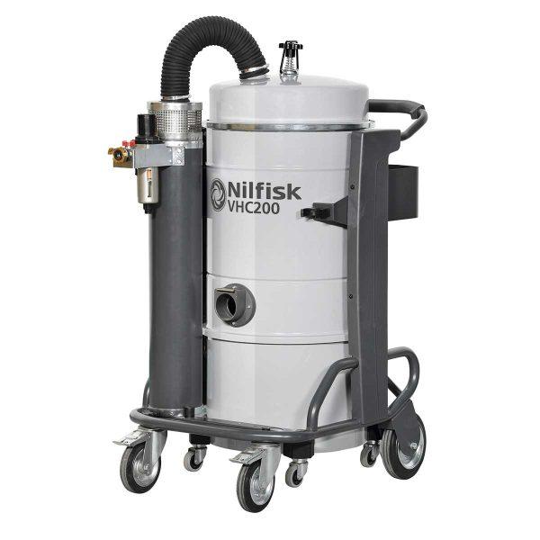 Aspirador de Aire Comprimido Nilfisk VHC200 ATEX