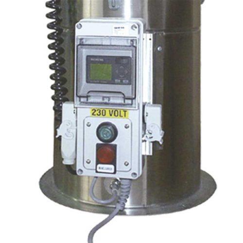 Aspirador Transportador Para Productos Granulados A128XR