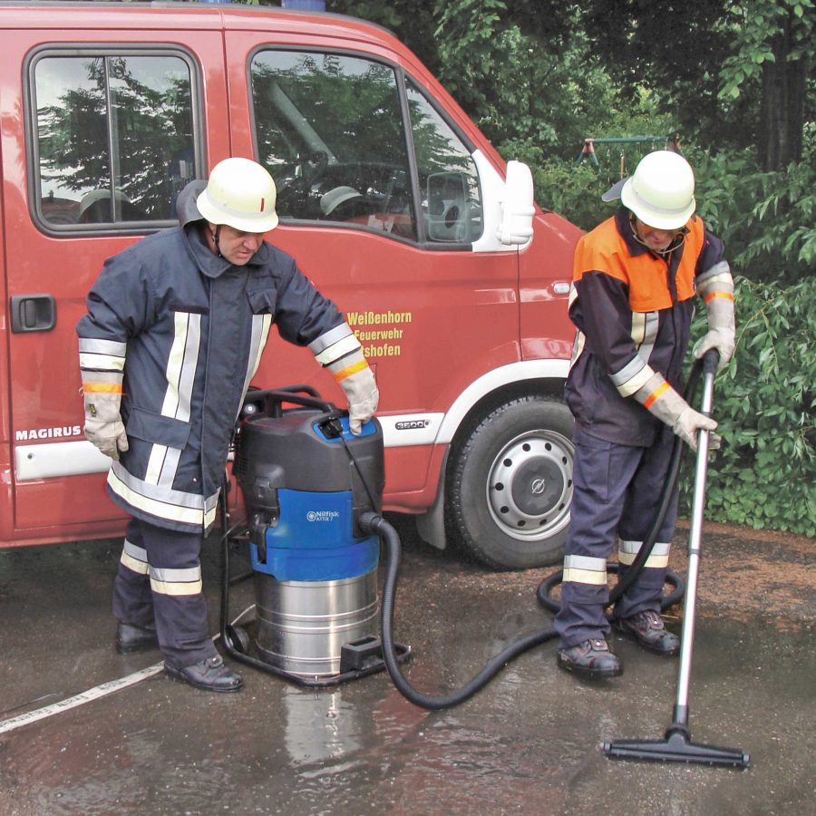 Aspirador de Higiene y Seguridad Nilfisk Attix 761-2M