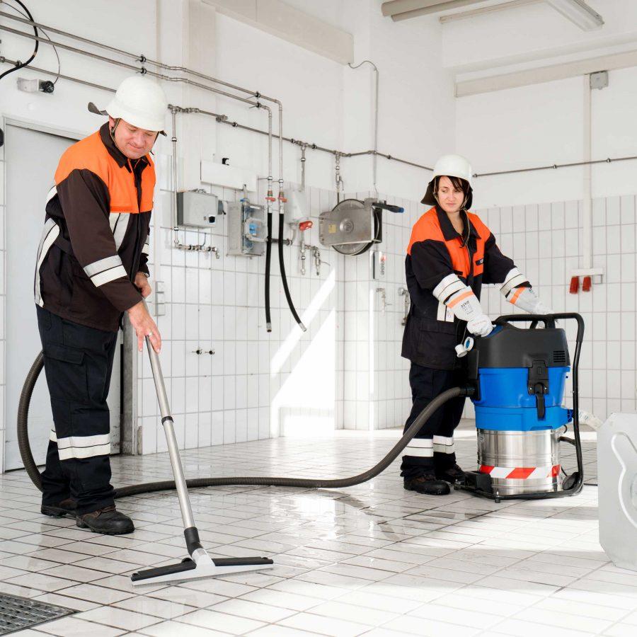 Aspirador de Higiene y Seguridad Nilfisk Attix 791-2M