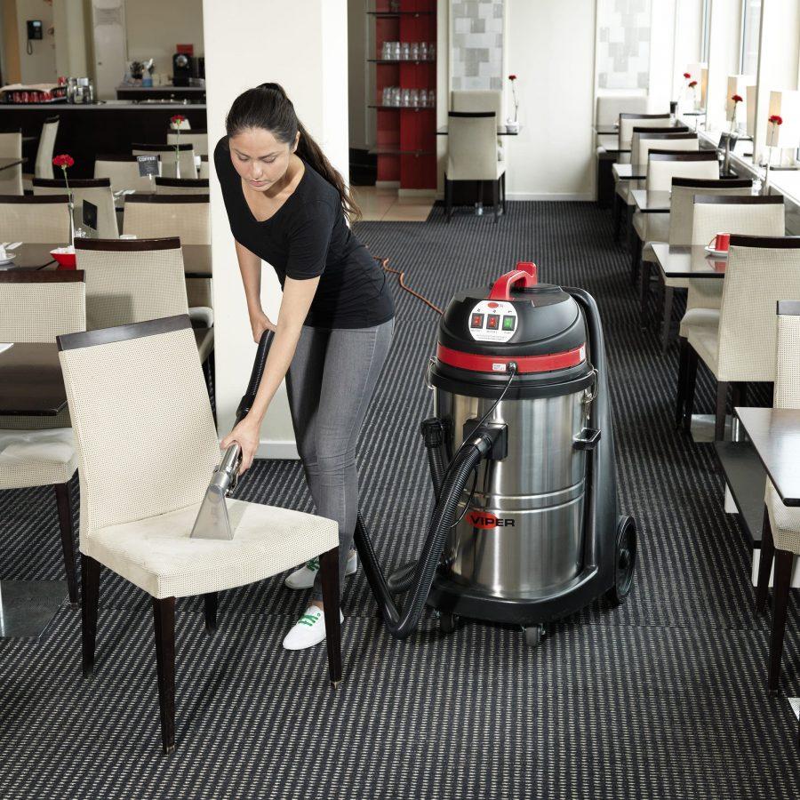 Limpiadora de moquetas Viper Car275