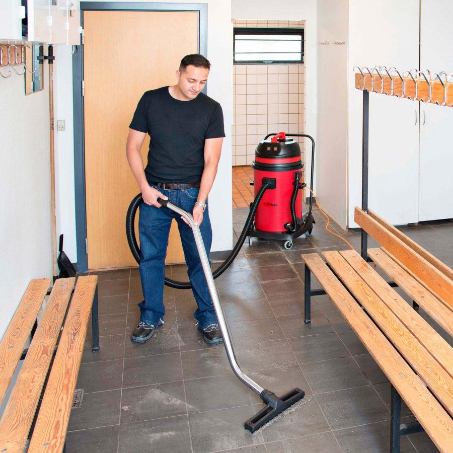 Aspiradora Profesional de Agua y Polvo Viper LSU 255