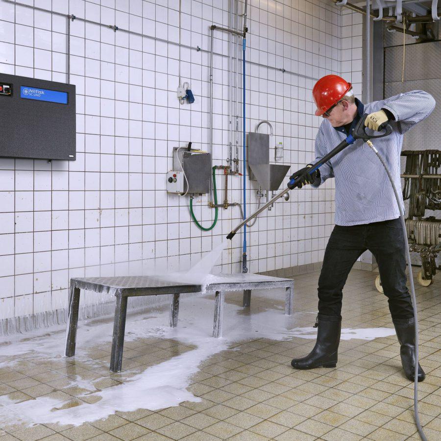 Hidrolimpiadora Estacionaria Nilfisk SC UNO 7P