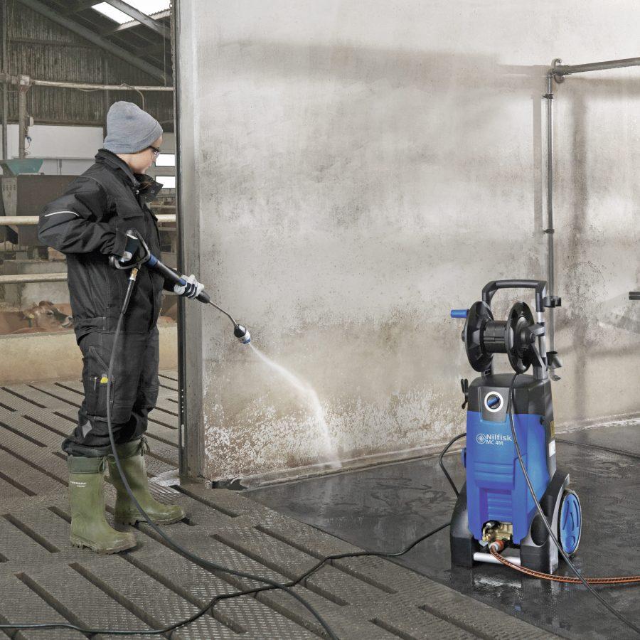 Hidrolimpiadora de Agua Fría Nilfisk MC4M